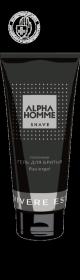 Гель для бритья ALPHA HOMME SHAVE, 100 мл