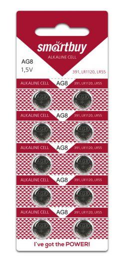 Батарейка часовая Smartbuy AG8-10B