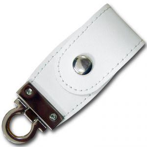Флешка Брелок кожаный E480