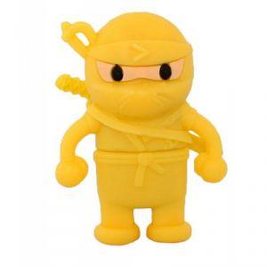 Флешка Ниндзя желтый