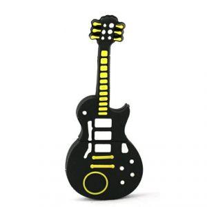 Флешка Гитара черная