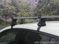 Багажник на крышу Toyota RAV4 xa40 (c 2013 г.), Атлант, прямоугольные дуги