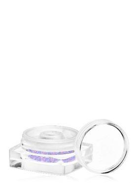 Make-Up Atelier Paris Sparkles SL06 White Violet Пудра рассыпчатая мерцающая из слюды бело-фиолетовая