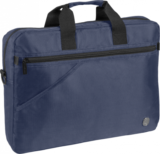 Сумка для ноутбука Defender Megapolis 15''-16'' темно-синий, карманы