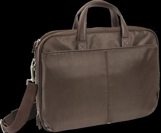 """Сумка для ноутбука Defender Handy 15''-16"""" коричневый,органайзер, карманы"""