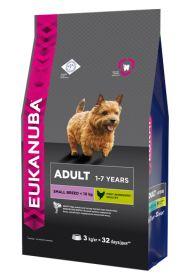 Для взрослых собак мелких пород (15 кг)