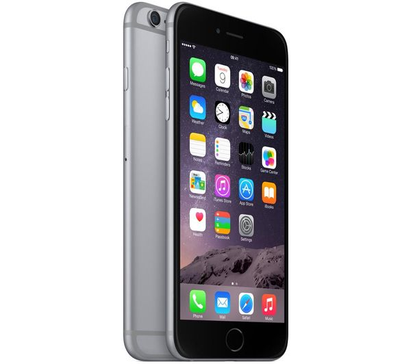 Apple iPhone 6 16GB Cерый космос