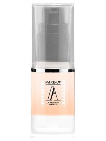 Make-Up Atelier Paris HD Pearled Fluid Blush AIRLI1 Naked Румяна-флюид HD сияющие нюд