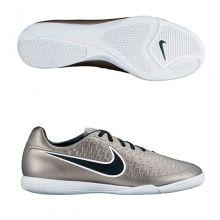 Детские футзалки Nike Magista Onda IC Junior серебристые