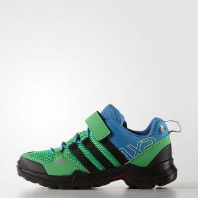 Детские кроссовки adidas AX2 Comfort Kids зелёные