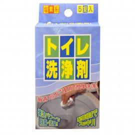 Средство для чистки туалета NAGARA 4,5 гр*5