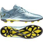 Бутсы adidas Messi 15.2 FG/AG голубые