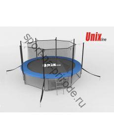 Батут Unix 12 ft intside (blue)