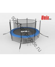 Батут Unix 8 ft intside (blue)