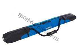 Чехол для 1-й пары горных лыж RoundTrip Single Ski, синий (Cobalt)