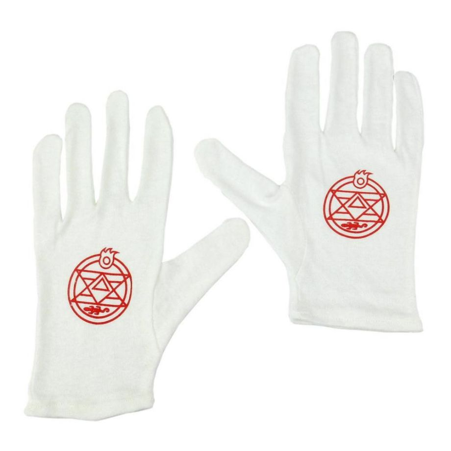 Roy Mustang Flame Alchemist Gloves