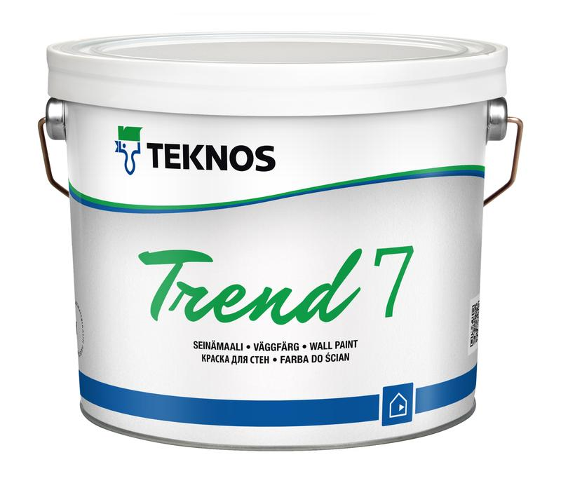 TREND 7 краска PM1