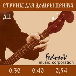 FEDOSOV DP Струны домры прима
