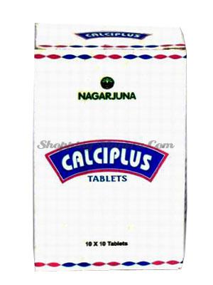 Кальциплюс минеральный комплекс Нагарджуна / Nagarjuna Calciplus Tablets