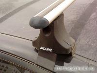 Багажник на крышу Toyota Camry XV30 2002-06, Атлант, аэродинамические дуги