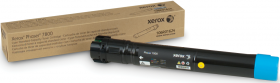 XEROX 106R01624  оригинальный картридж Голубой
