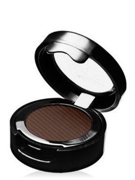Make-Up Atelier Paris Cake Eyeliner TE14 Dark brown Подводка для глаз прессованная (сухая) серо-коричневый, запаска
