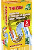 Tri-Bio Биоформула для прочистки стоков бытовых и коммерческих кухонь 100 г