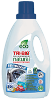 Tri-Bio Натуральная эко жидкость для стирки 1,42 л