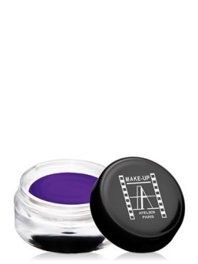 Make-Up Atelier Paris Cream Eyeshadow ESCV Violet Тени для век кремовые фиолетовые