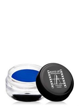 Make-Up Atelier Paris Cream Eyeshadow ESCAB King blue Тени для век кремовые синие (голубая волна)
