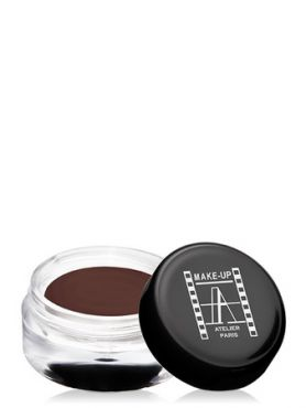 Make-Up Atelier Paris Cream Eyeshadow ESCT Taupe Тени для век кремовые серо - коричневые (серо-бежевые)