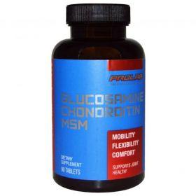 Prolab Glucosamine Chondroitine MSM (90 табл.)