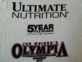 Полотенце Ultimate Nutrition Mr. Olympia