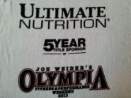 Полотенце Ultimate Nutrition Mr. Olympia