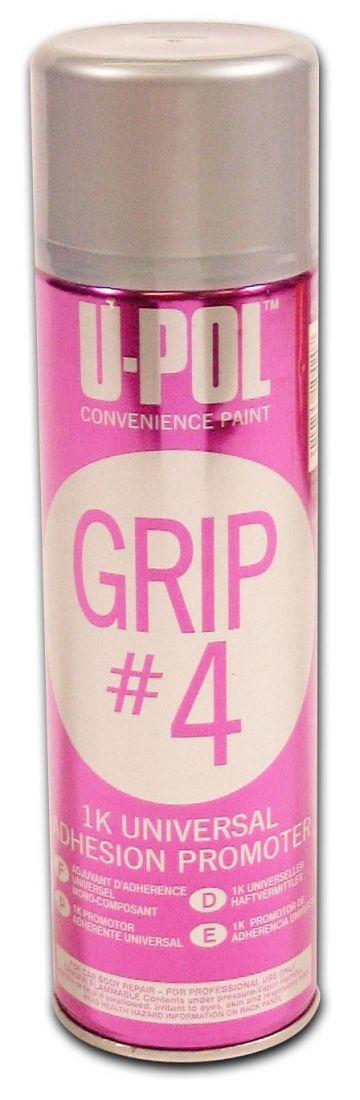 U-Pol GRIP #4 Усилитель адгезии универсальный, 450мл.