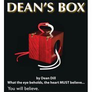 Магическая коробка Dean's Box (Dean Dill) - дерево