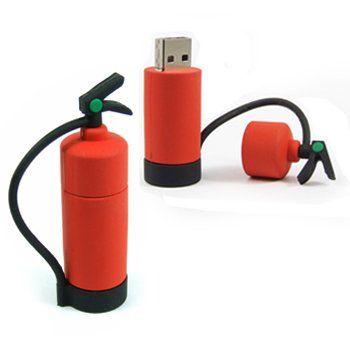 64GB USB-флэш накопитель Огнетушитель
