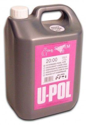 U-Pol S2000 Обезжириватель-антисиликон на водной основе, 5л.