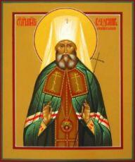 Владимир Киевский (рукописная икона)