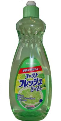 """106038 """"Daiichi"""" Гель для мытья посуды с ароматом лайма, 600 мл"""