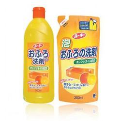 """406220 """"Daiichi"""" Чистящее средство д/ванн, раковин и унитазов с ароматом лимона и ионами серебра,500"""