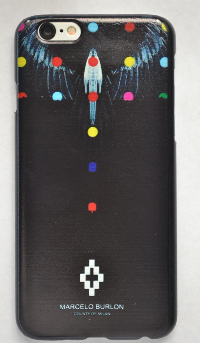 Чехол-накладка для iPhone 5/5s Marcelo Burlon №5