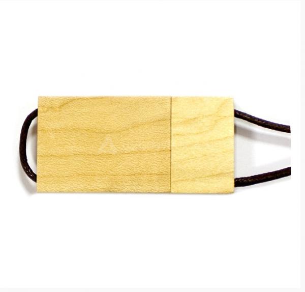 32GB USB-флэш накопитель Apexto UW-0020 деревянная, сосна
