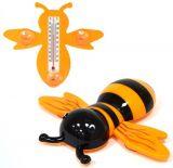 Термометр оконный пчелка 23х20 см