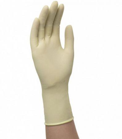 Перчатки латексные, гладкие опудренные, S,M,L  - 100 штук