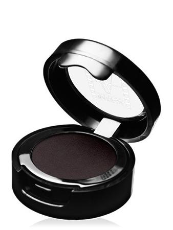 Make-Up Atelier Paris Eyeshadows T025 Black Тени для век прессованные №025 черные, запаска