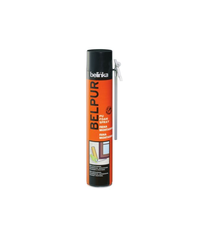 Пена монтажная BELINKA BELPUR PU FOAM SPRAY