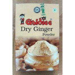 Ginger Dry  имбирь молотый сухой, 100 г