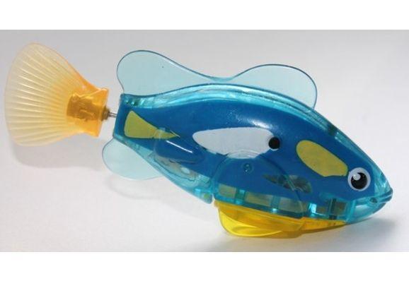 Робот-рыбка Robotfish 4 цвета