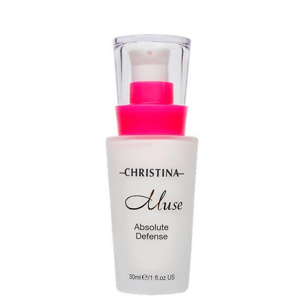 Сыворотка Абсолютная защита кожи лица Muse Christina (Мус Кристина) 30 мл